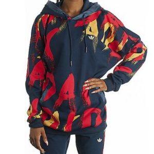 Rare Adidas Paris Jacket
